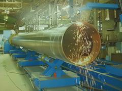 丸喜鋼業のパイプ加工技術