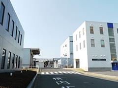 大成ファインケミカルの工場